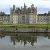 Chambord Castle in the Loire Valley, France