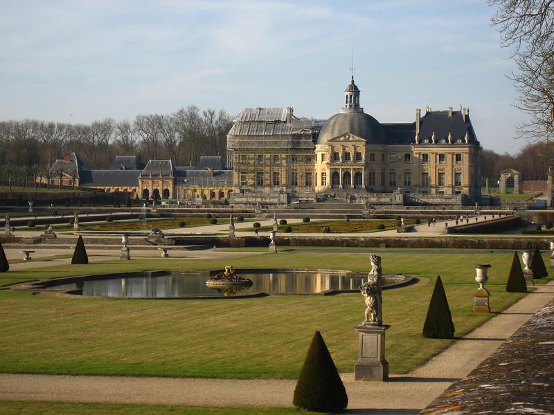 Chateau Vaux Le Vicomte, France