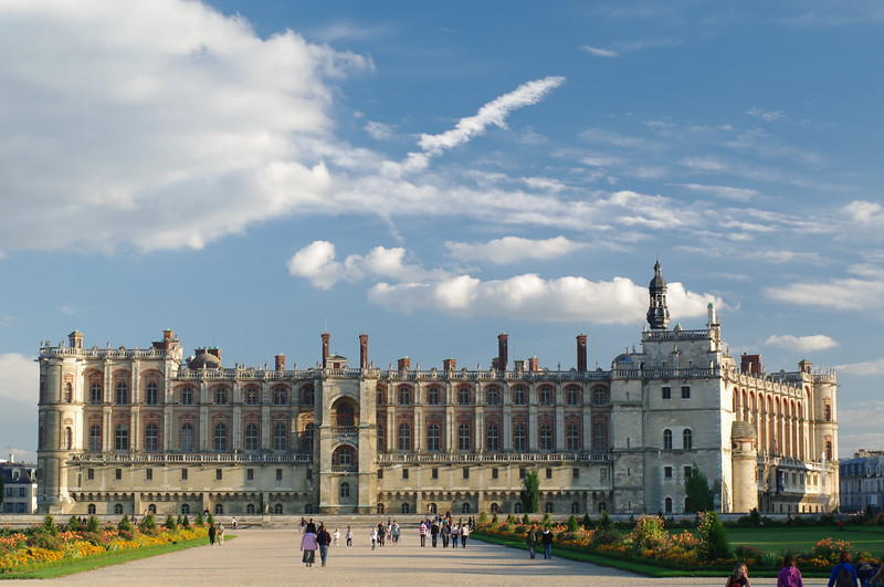 Chateau de Saint Germain en Laye, Saint Germain en Laye, France