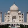 Taj Mahal, Agras, India