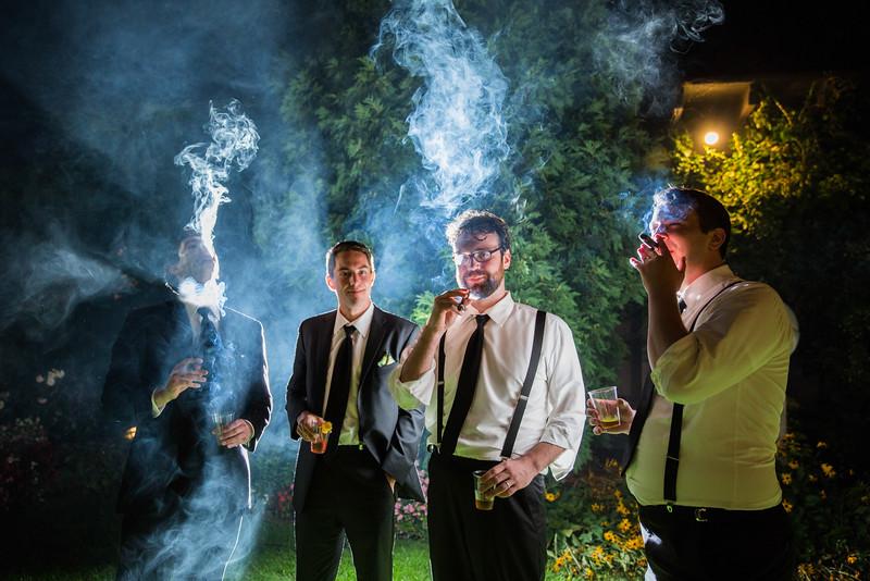Woodland Offbeat Bride Wedding by Photographer Fornear Photo