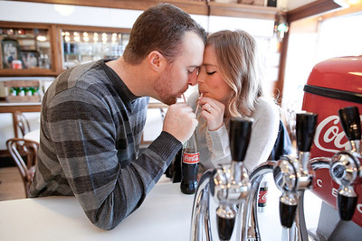 Engagement Photography by Eagle River Photographer Fornear Photo