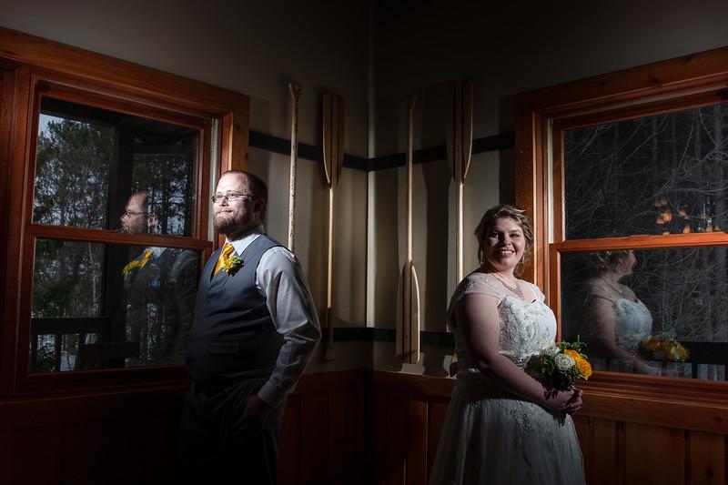 Rhinelander Camp Wedding