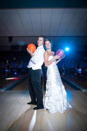 Bowling Wedding by Milwaukee photographer Fornear Photo