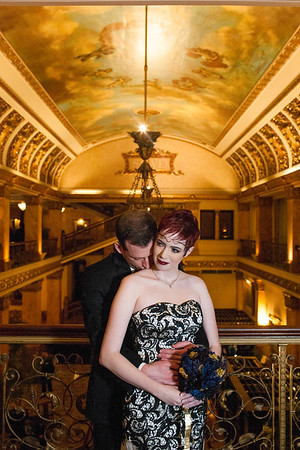 Pfister Hotel Wedding by Fornear Photo