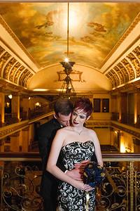 Pfister Hotel Wedding by Fornear Photo