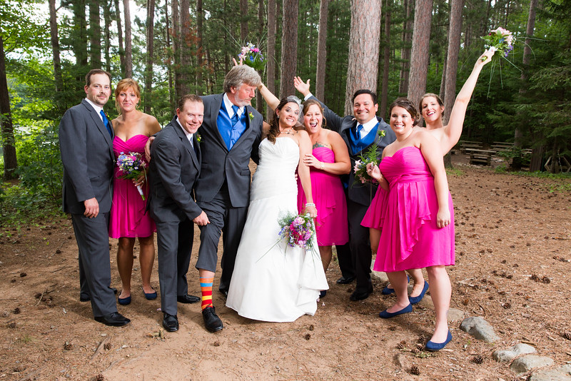 Northern Wisconsin Wedding Photography by Northern Wisconsin Wedding Photographer Fornear Photo