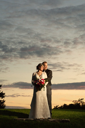 Ben & Rebecca's SentryWorld Wedding