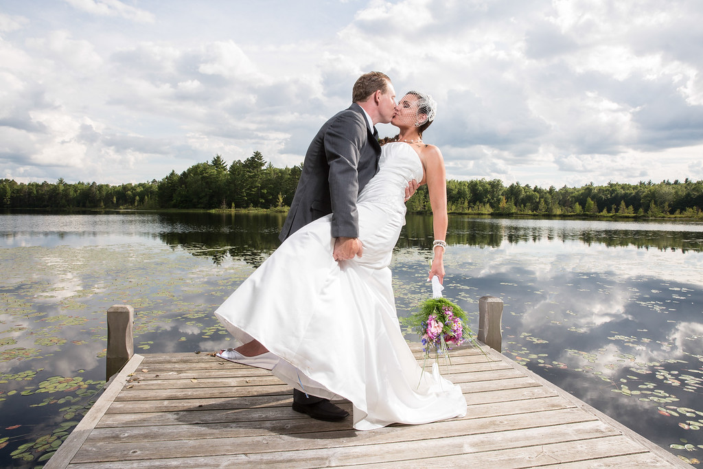 Northern Wisconsin Wedding by Northern Wisconsin Photographer Fornear Photo