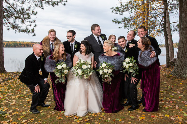 Northwoods Wedding