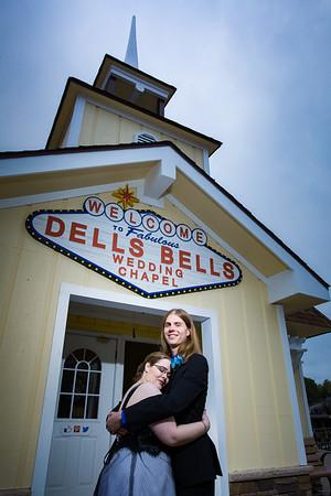 Dells Bells Wedding