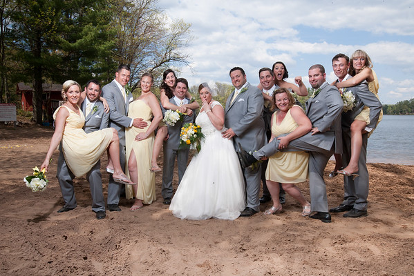 Fornear Photo Wisconsin Camp Wedding