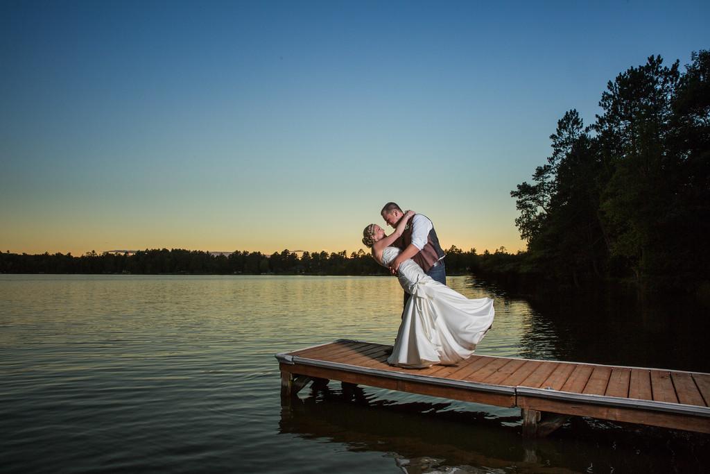 Eagle River Wild Eagle Wedding by Fornear Photo