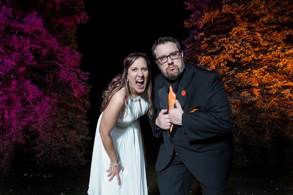 Offbeat Bride Wedding by Wisconsin Wedding Photographer Fornear Photo