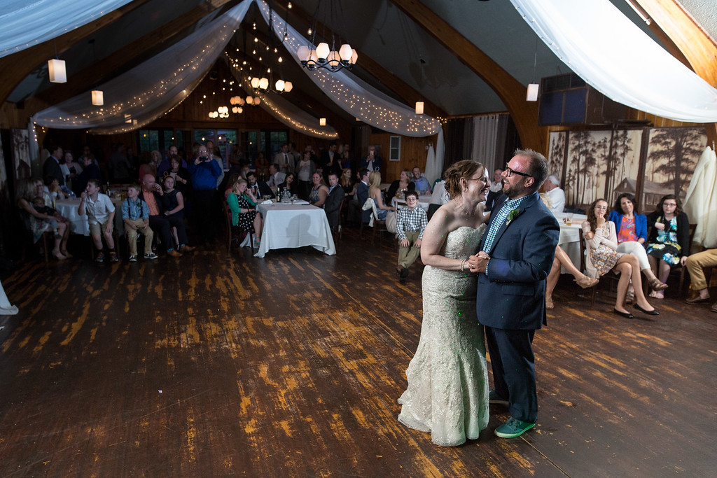 Northwoods Eagle River Wedding by Eagle River Photographer Fornear Photo