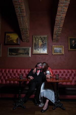 Fornear Photo Las Vegas Zombie Wedding