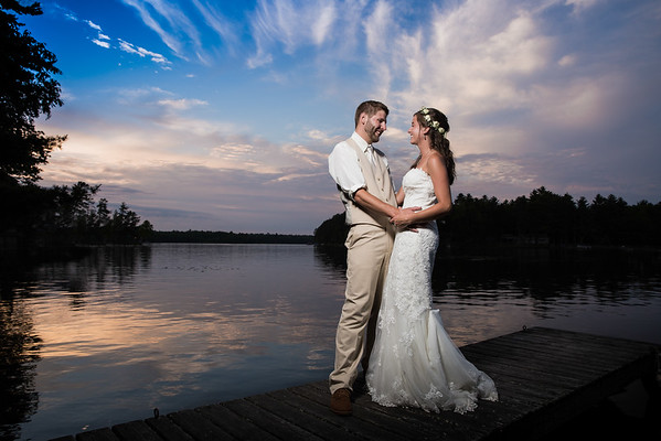 Fornear Photo Wisconsin Northwoods Wedding