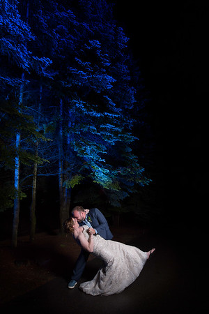 Northwoods Eagle River Wisconsin Wedding by Eagle River photographer Fornear Photo