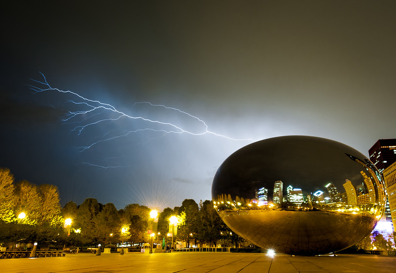 Bolts from the Bean, Chicago