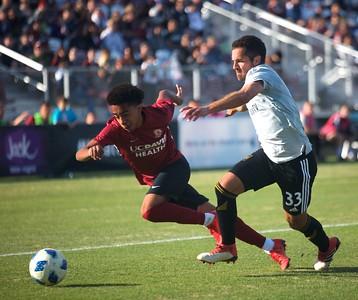 Sacramento Republic FC vs. Los Angeles FC