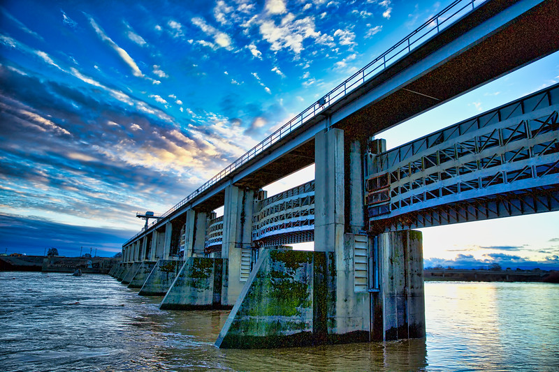 Red Bluff Diversion Dam