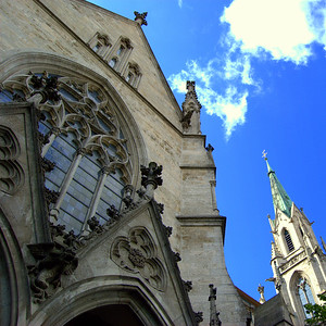 St. Paul's Church, Munich
