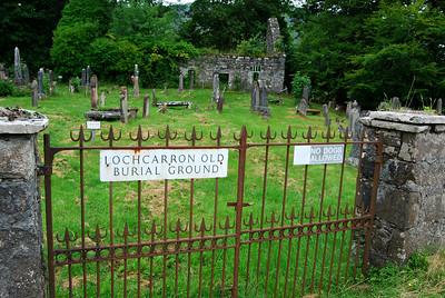 Lochcarron Old Burial Ground, Lochcarron, Scotland