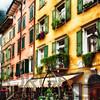 Street Scene in Riva del Garda