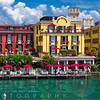 View of the Hotel Sirmione at a Waterfront