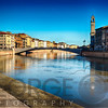 Arno Rive View in Pisa