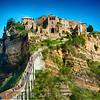 Ancient Hilltop Town, Civita di Bagnoregio