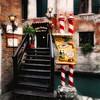 Foot Bridge in Rialto, Venice, Veneto, Italy