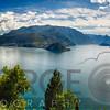 Lake Como Panoramic View