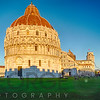 Cathedral and Leaning Tower of Pisa, Italy