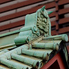 Building Detail.  Sensoji Temple area; Asakusa
