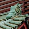 Building Detail.  Sensoji Temple area; Asakusa