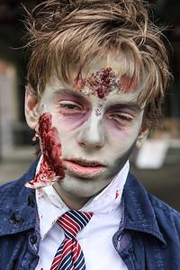 BG Zombie Walk, 2012