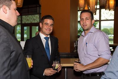 LAAIA 2015 YAC Reception