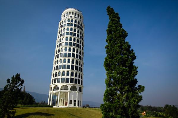 Tower of Piza Hotel, Toscana Valley, Khao Yai