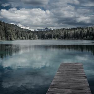 Jasper NP Lake