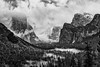 Yosemite Valley Winter Storm