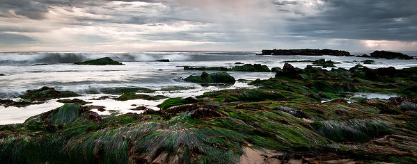 Approaching Storm, Crystal Cove SP.