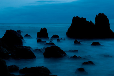 Nightfall-Corona del Mar, CA