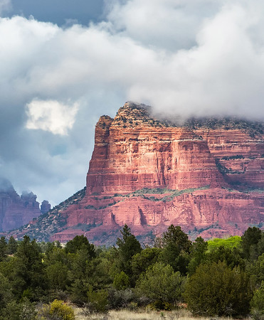Courthouse Butte (Eagle's Mountain)