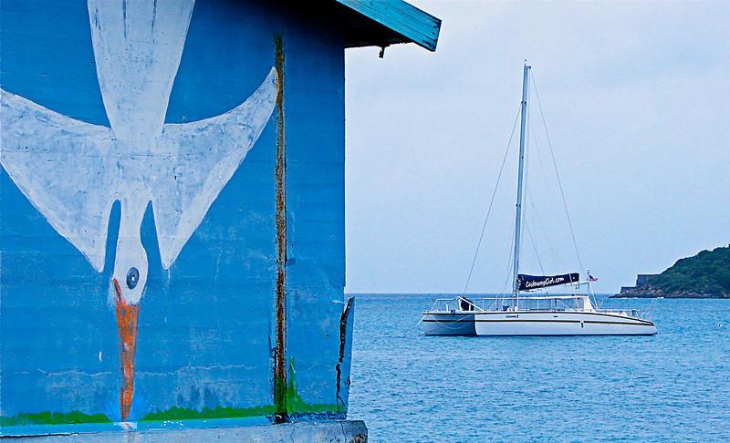 Charlotte Amalie harbor, St. Thomas, USVI