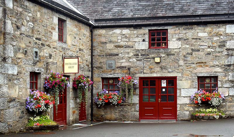 Blair Athol Distillery, Pitlochry, Scotland