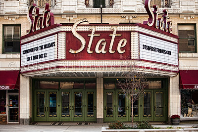 State Theatre, DTSB