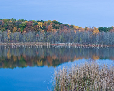 Fall Colors at Wood Lake