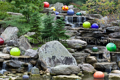 Chihuly Falls