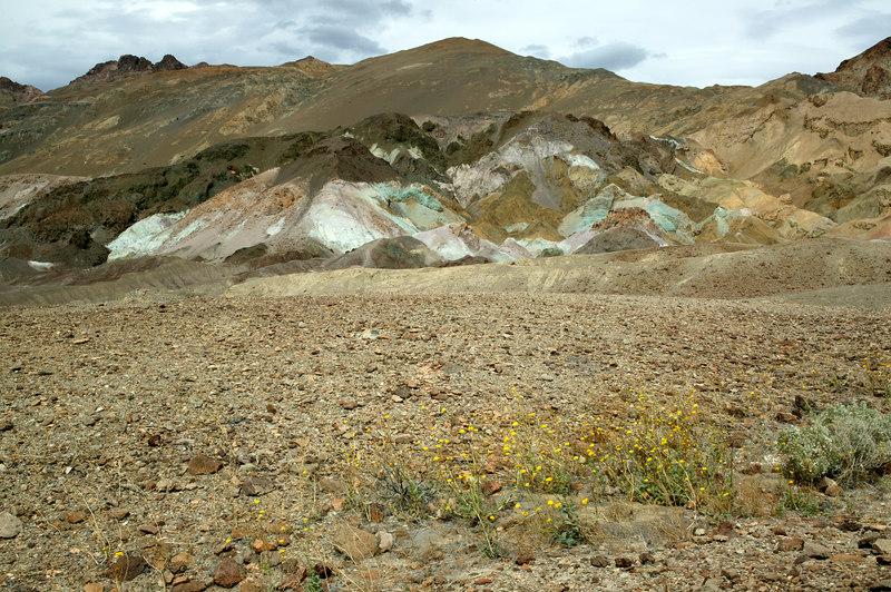 Death Valley Artists' Pallette